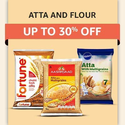 Atta and Flour
