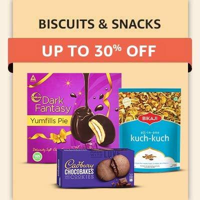 Biscuits & Snaks