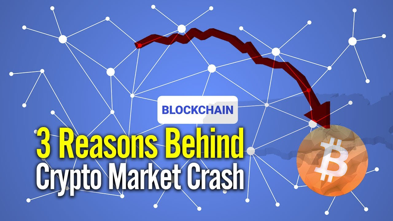 Why is that the crypto market down?