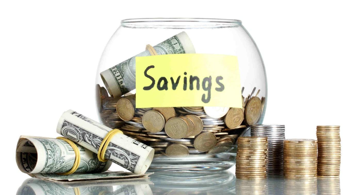 Start saving money